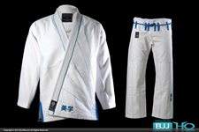 Today on BJJHQ Aesthetic Aurora III Gi - $120